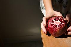 Pomegranates and Hand Grenades