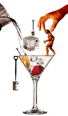 Etymology of Cocktails and Spirits