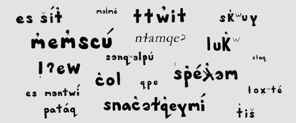 Endangered Language Watch: Salish