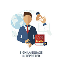 A Brief History of Sign Language Interpretation