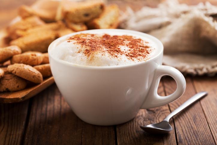 Etymology of Cappuccino